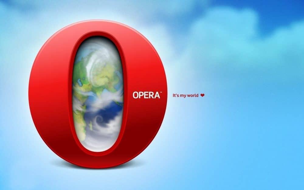 Le navigateur Opera intègre un portefeuille Ethereum