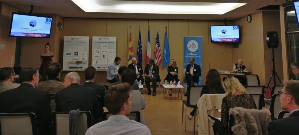 Soirée de Gala Blockchain EACC: «Blockchain is everywhere»