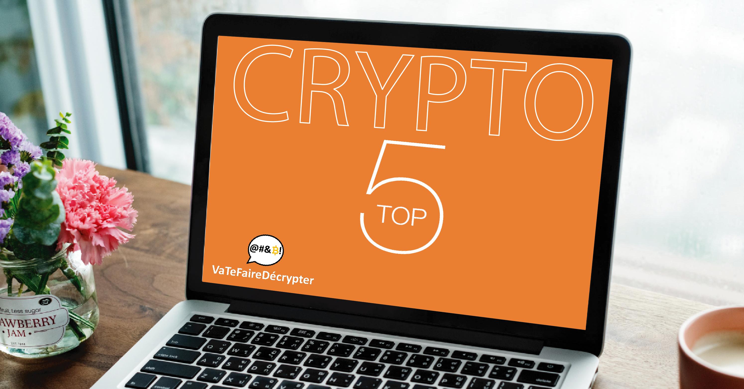 top 5 crypto vtfd